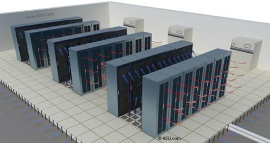 döşeme altı soğutma sistemleri